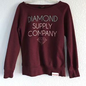 Diamond Supply Co. Sweaters - Diamond Supply Co Sweater