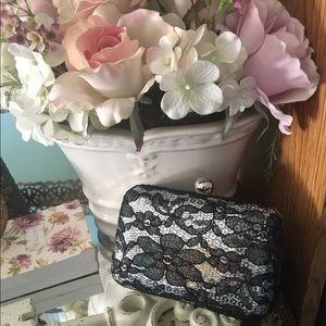 SaleMaurice's lace and sequin clutch