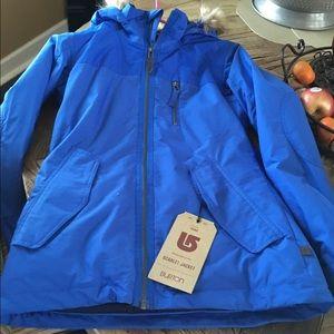Burton Jackets & Blazers - NWT gorgeous Burton ski coat