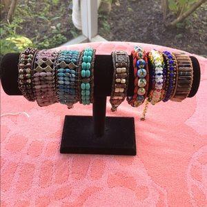 Jewelry - Howlite stone bracelet