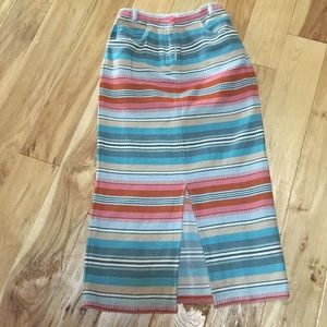 Funky, vintage 100% cotton skirt.
