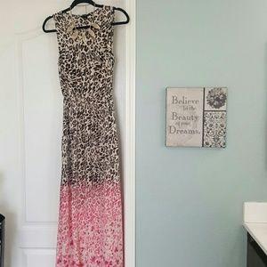 H&M | Ombre Maxi Dress