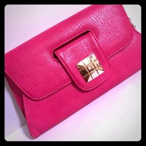 Urban Expressions Handbags - Vegan Leather (Convertible) Clutch
