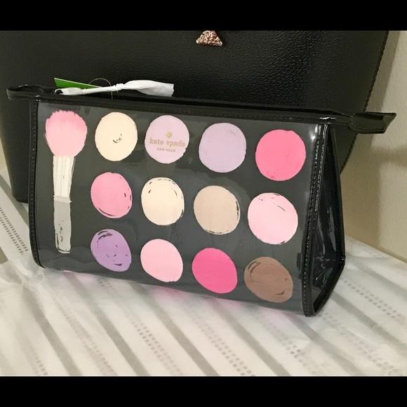 the best attitude 83e06 2389e ❤️💕🎉HP🎉Sale🎉Kate Spade ooh la la makeup bag Boutique
