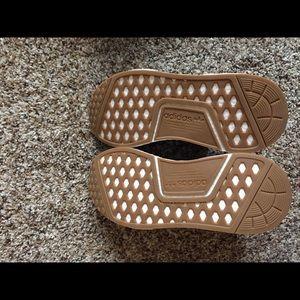 on sale a68a9 22f1f Adidas Shoes - Adidas NMD R1 Primeknit Gum Sole released 2417