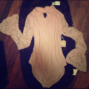 Other - Festival Chic All Lace Fairy Jumpsuit / Onsie