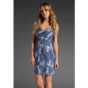 REVOLVE jack by bb Dakota blue ida glass dress