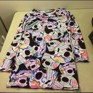 she likes Dresses & Skirts - Sugar skull dress
