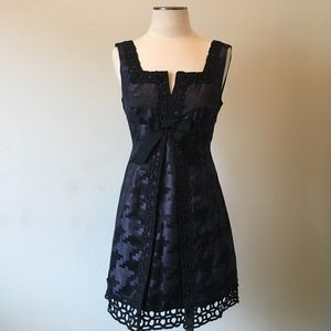 Anna Sui Dresses & Skirts - Anna Sui for Target-Houndstooth Jacquard Dress
