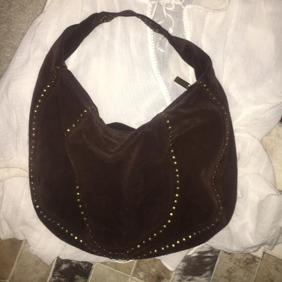 68961b194b23 KOOBA Handbags - BOHO KOOBA PREMIUM SUPER SOFT SUEDE STUD HOBO BAG