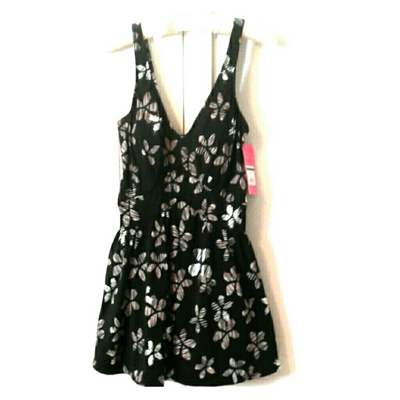25833bf8ac Rose Marie Reid Swim | Blacksilver Empire Dress Sz 16 | Poshmark
