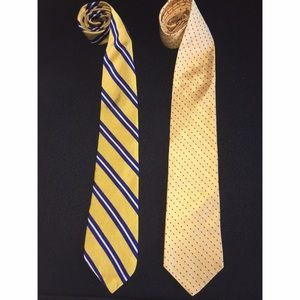 Ralph Lauren JONES NEW YORK Tie Bundle