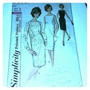 Simplicity Other - Vintage Simplicity Pattern
