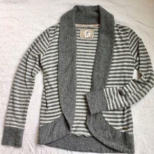 Element Sweaters - Element open cardigan