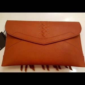 Danielle Nicole Handbags - Butterscotch Clutch by Danielle Nicole