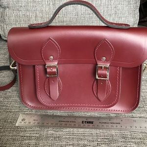 Cambridge Satchel Handbags - Authentic Cambridge Satchel Company Batchel
