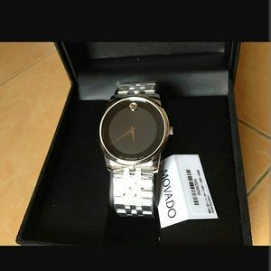 Movado Other - NWT Movado stainless steel watch