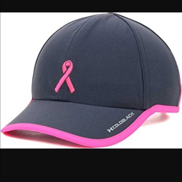 Under Armour Breast Cancer Awareness Hat Cap 8883728754c