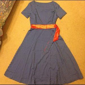 Darling vintage style dress size 4-6