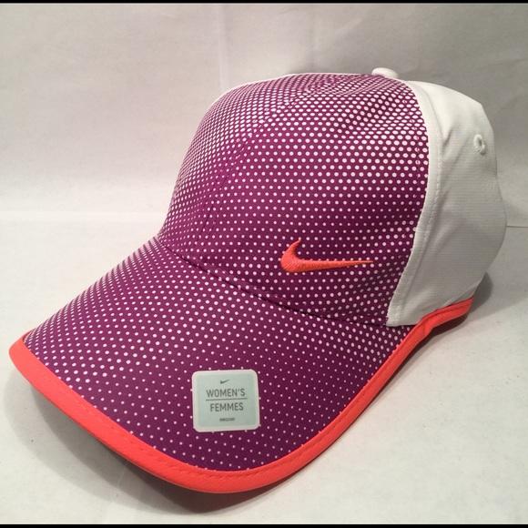 d661c028771 Women s Nike Golf Polyester Cap Hat Strapback