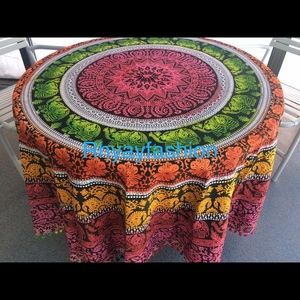 Other - Table cloth bed wall spread boho gift for him home