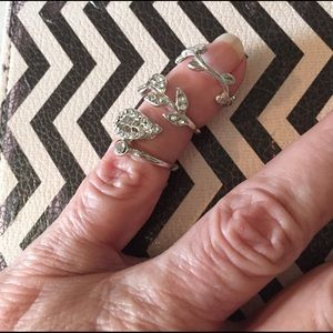 Jewelry - Silver rings