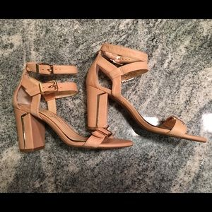 Jessica Simpson chunky heel sandals