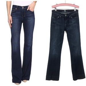 7 For All Mankind Denim - Seven for all mankind flare jeans