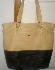 Emma Fox Handbags - Emma Fox Leather Tote