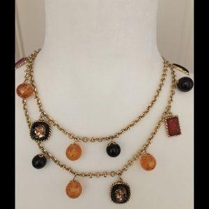Kenneth Jay Lane Jewelry - Kenneth J Lane vintage Necklace/ Belt
