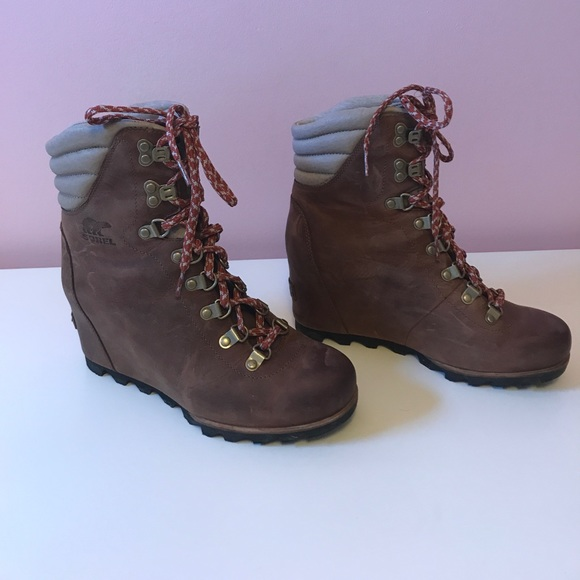 sorel sale sorel conquest wedge snow boots from