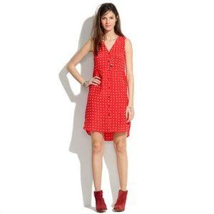 Silk Madewell sun dress