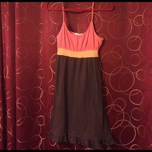 Energie Dresses & Skirts - Beach cover up/summer dress junior size medium