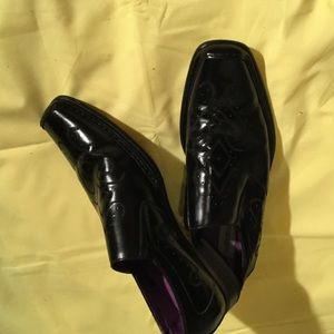 Giorgio Brutini Other - Men's black leather Giorgio brutini shoe 11
