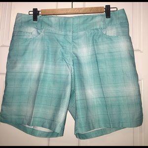 Adidas climalite golf shorts 8