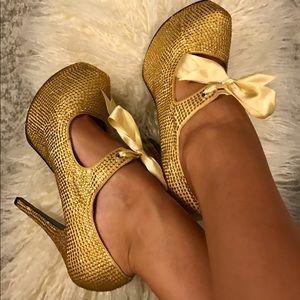 Shoes - Sexy Bordello rhinestone heels