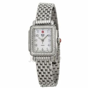 Michele Accessories - Michele mini deco diamond watch