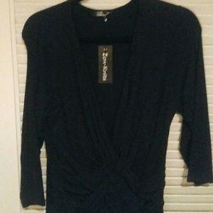 10.Deep Dresses & Skirts - Zen Knits Great Black Dress