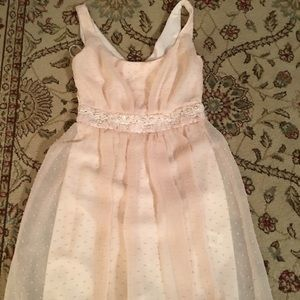 jump girl Dresses & Skirts - Peachy pink dress NEW with tag