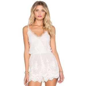 Band of Gypsies Pants - Band of Gypsies Lace Romper