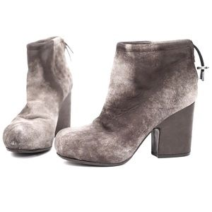 Acne Shoes - Acne Studios Distressed Boots