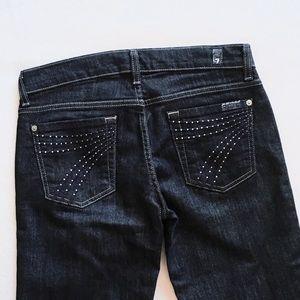 7FAM Dojo's With Crystal Pockets