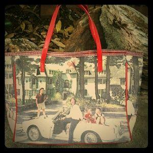 Anya Hindmarch Handbags - Authentic Anya Hindmarch blue label handbag
