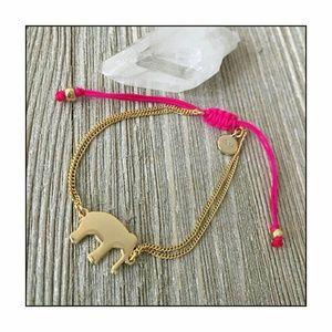 Stella & Dot Jewelry - Stella & Dot Elephant Bracelet