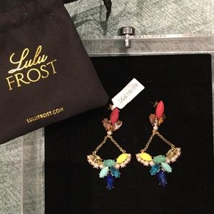 Lulu Frost Jewelry - BNWT LULU FROST EARRINGS