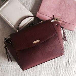 Kate Spade Burgundy Handbag