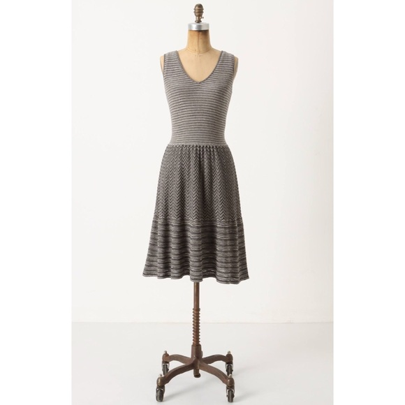19c07c650c1c9 Anthropologie Dresses & Skirts - Anthropologie Test Pattern Sweater Dress