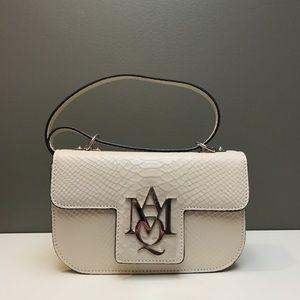 Alexander McQueen Handbags - Alexander McQueen Python Print Leather Bag