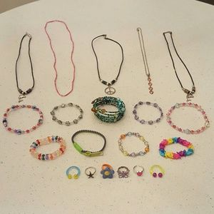 Other - NEW! Giant Bundle of Kids' Jewelry!