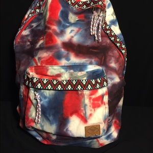 Urban Outfitters Other - Spurling Lakes Tie Die backpack NWT